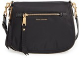 Marc Jacobs Trooper Nomad Nylon Saddle Bag - Black