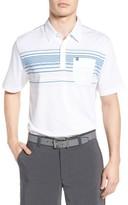 Travis Mathew Men's Donna Jersey Polo