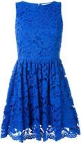 Alice + Olivia Alice+Olivia - lace mini dress - women - Nylon/Polyester/Spandex/Elastane/Viscose - 8