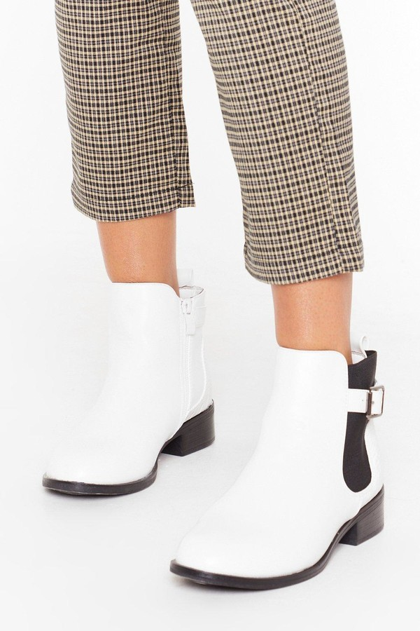 White Buck Shoes - ShopStyle