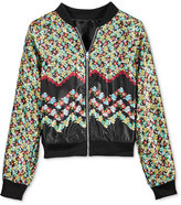 Tinsey Reversible Bomber Jacket, Big Girls (7-16)