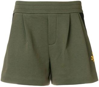 Mr & Mrs Italy track shorts