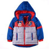 Disney Disney's Mickey Mouse Toddler Boy Heavyweight Puffer Jacket