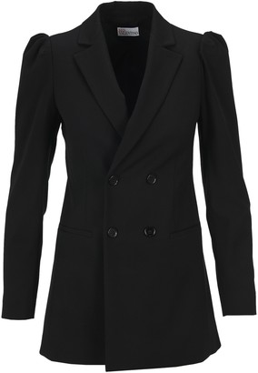 RED Valentino Double Breasted Tailored Blazer