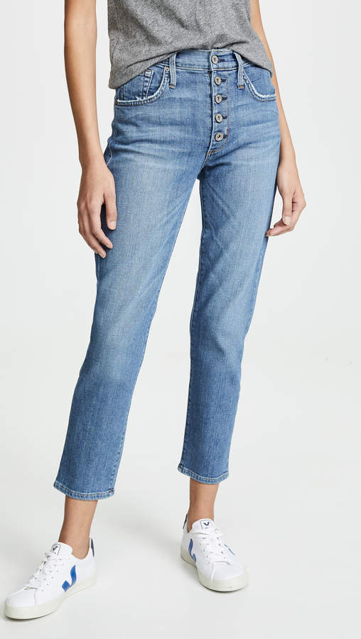 James Jeans Mona Slim Mom Jeans