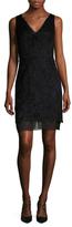 Trina Turk Agni Lace Sheath Dress