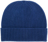 Malo ribbed knitted beanie