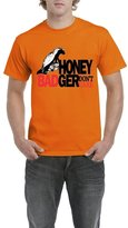 Artix Honey Badger Dont Care Mens T-shirt Tee