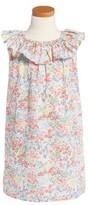 Tea Collection Girl's Millie Ruffle Neck Dress