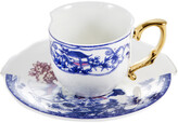 Seletti Hybrid Eufemia Coffee Cup & Saucer