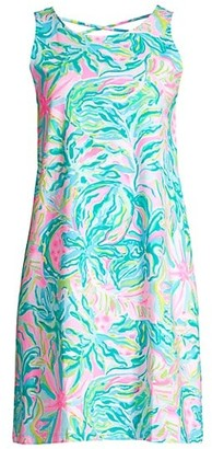 Lilly Pulitzer Kristen Swing Lattice Dress