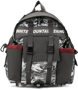 White Mountaineering x Eastpak Pak'r backpack