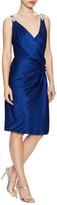 Temperley London Faye Silk Wrap Dress