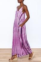 Love Stitch Lovestitch Purple Ravine Sleeveless Dress