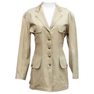 Alaia Cotton Jacket for Women Vintage