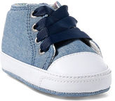 Ralph Lauren Bailey Chambray Sneaker