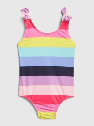 Gap Toddler Stripe Swim One-Piece