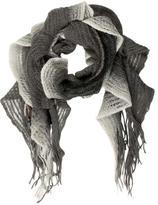 Missoni Ruffled Knit Scarf