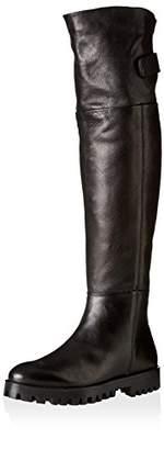 Manas Design Women's Berlino Over The Knee Leather Boot