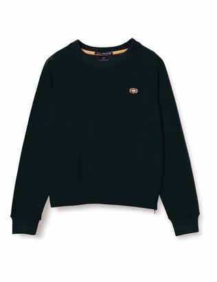 Scotch & Soda Girl's Clean Sweat with Special Waist Construction Sweatshirt