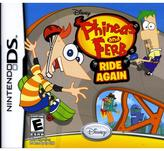 Nintendo Phineas And Ferb Ride Again DS