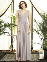 Dessy Collection - 2894 Dress In Taupe