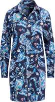 Ralph Lauren Paisley Sateen Sleep Shirt