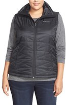 Columbia 'Mighty Lite III' Quilted Vest (Plus Size)