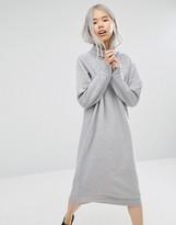 Monki Oversized Sweat Dress