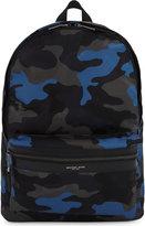 Michael Kors Camo Print Backpack