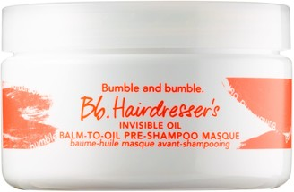 Bumble and Bumble Hairdressers Invisible Oil Balm-to-Oil Pre Shampoo Masque