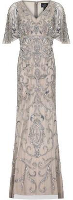 Adrianna Papell Beaded Mermaid Dress