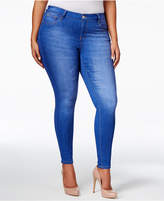 Celebrity Pink Trendy Plus Size Infinite Stretch Dawson Super-Skinny Jeans