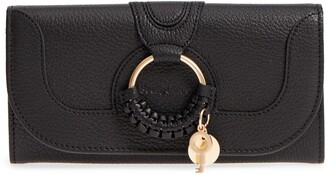 See by Chloe Hana Large Leather Wallet