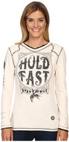 Double D Ranchwear Hold Fast Tee