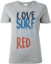 RED Valentino Love Surf T-shirt - women - Cotton - XS