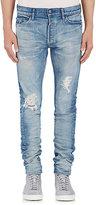 John Elliott Men's The Cast 2 Distressed Slim Jeans