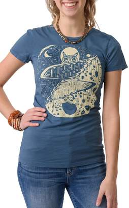 Blue Platypus Night Owl Tee
