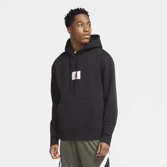 Nike Men's Fleece Pullover Hoodie Jordan Flight