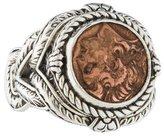Konstantino Aeolus & Copper Alexander Ring