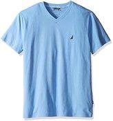 Nautica Men's Slim Fit V-Neck T-Shirt