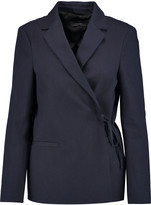 Joseph Indigo cotton-canvas blazer
