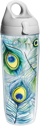 Tervis Peacock Feathers 24-oz. Water Bottle