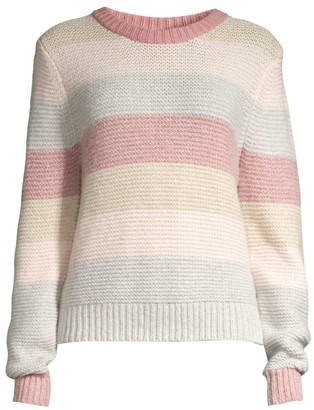 La Vie Rebecca Taylor Love Stripes Sweater
