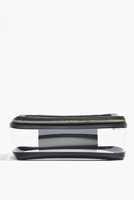 Country Road Clear Zip Around Cosmetic Bag