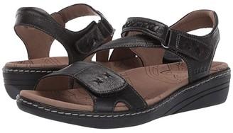 Taos Footwear Zenith (Black) Women's Sandals