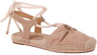 Splendid Suede Espadrille Sandals