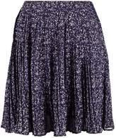 Vero Moda VMKATELYN Pleated skirt navy blazer