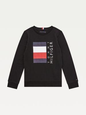 Tommy Hilfiger Signature Detail Logo Sweatshirt