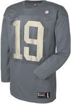 Champion Long-Sleeve Football Jersey